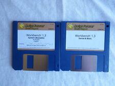 Workbench 1.3 para Commodore Amiga 500, y 2000