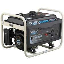 Pulsar 3250w Portable Emergency Gas Generator Engine 7hp Two 120v 20a Outlets
