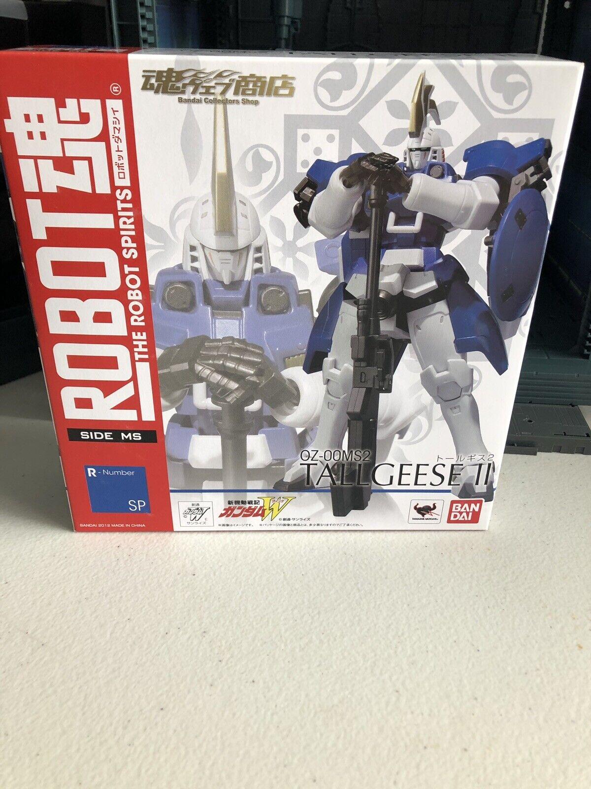 Bandai Robot Spirits Damashii anime Mobile Suit Gundam Tallgeese 2 Figura De Acción