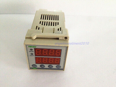 Intelligent Digital LED combo meter counter timer hour tachometer Multipurpose