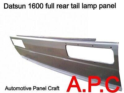 DATSUN 1600/510 CUSTOM TAIL LAMP RUST REPAIR  PANEL