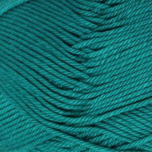 Single-50g-Balls-Patons-Cotton-Blend-Persian-Green-30-4-50-A-Bargain