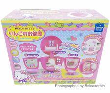Maruka Sanrio Hello Kitty Apple Room Mini Doll Play House Toy Set Japan Import