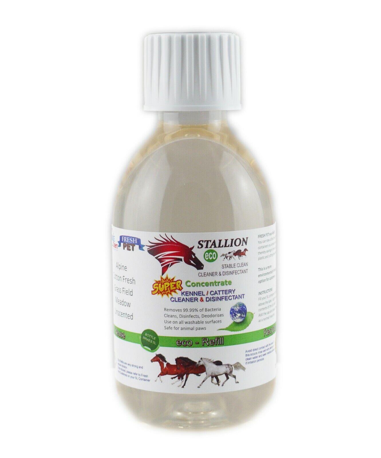 Hengst von Fresh Pet Stabil Reiniger Desinfektionsmittel Eco Nachfüllung für 5L