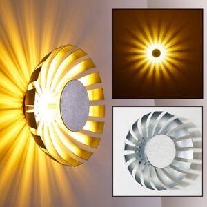 Lampada LED Argento Luce 12 W Metallo Soggiorno Camera Letto Scala ...