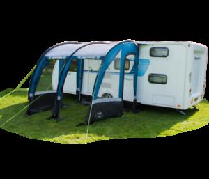 NEW Royal Oxhill 260 Lightweight Caravan Porch Awning ...