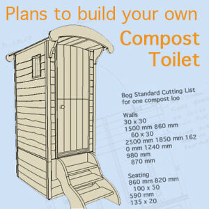 Plans to Build Your Own Composting Toilet with FREE urine separator ...