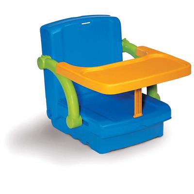 Ingegnoso Dreambaby Hi-seat Booster-arancione, Verde E Blu- Per Migliorare La Circolazione Sanguigna