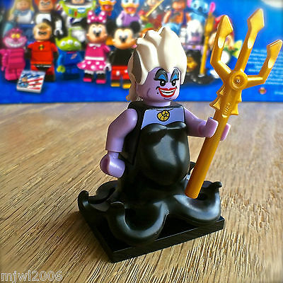 LEGO 71012 Minifigures DISNEY SERIES GENIE #5 SEALED Minifig with Aladdin Lamp