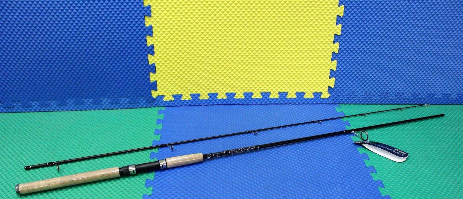 Okuma Connoisseur  a  Medium Carbon 8' 6   Steelhead Rod 2Pc CQ-S-862Ma  cheaper prices