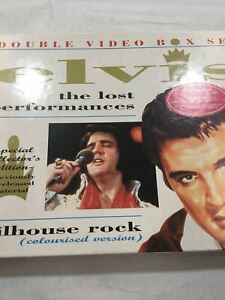 VHS-Double-Video-Boxset-The-Lost-Performances-PAL