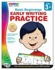 Basic Beginnings: Early Writing Practice by Spectrum Staff (2012, Paperback)