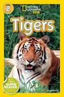 National Geographic Readers: Tigers by National Geographic Kids Staff and Laura Marsh (2012, Paperback)