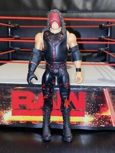WWE-DEMON-KANE-MATTEL-BASIC-FIGURE-BIG-RED-MACHINE-WWF-wrestling-wrestler