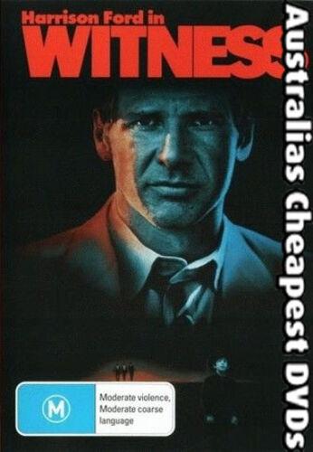 1 of 1 - Witness DVD NEW, FREE POSTAGE WITHIN AUSTRALIA REGION 4