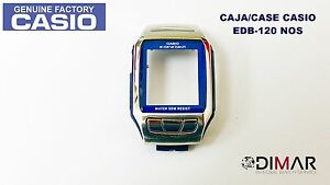 Watches, Parts & Accessories Cheap Sale Vintage Case/cassa Casio Edb-120 Nos To Be Distributed All Over The World