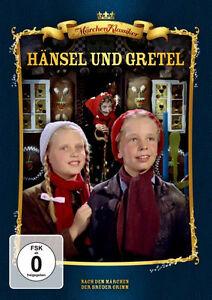 HANSEL-et-amp-GRETEL-Conte-de-fees-Klassiker-1954-DVD-RFA-Neuf