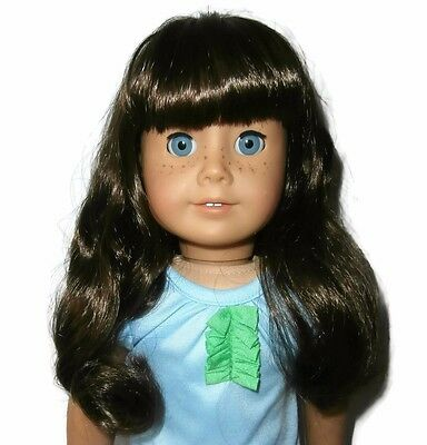 American Girl Doll Wig Authentic Samantha Wig
