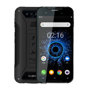Cubot-Quest-Lite-IP68-Smartphone-4G-8-core-3GB-RAM-32GB-ROM-Android-9-0-Schwarz