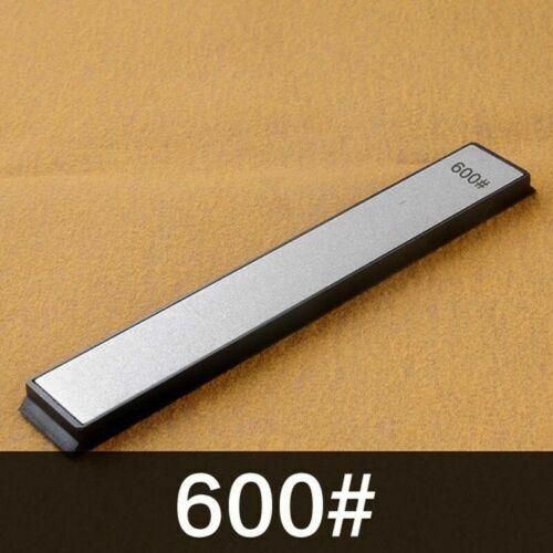 80-3000 Grit Kitchen Diamond Sharpener Angle Sharpening Stone Whetstone Tools^