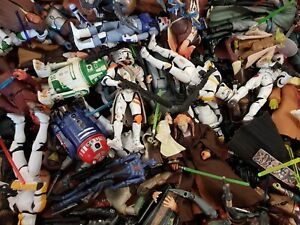 Star-Wars-3-75-034-Complete-Prequel-amp-Clone-Wars-Era-Action-Figures
