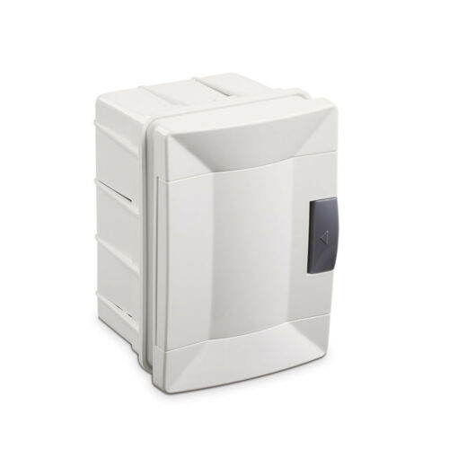 Sicherungskasten Kleinverteiler 2 Module Unterputz 1-reihig Verteiler IP40