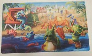 Magic-Grand-Prix-Miami-2013-Playmat-Goblins-on-Beach-MTG