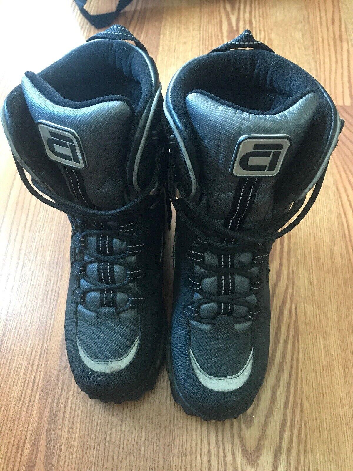 Altimate Escape II Mens thermolite winter snowmobile boots size 5