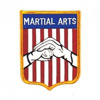 Martial Arts Patch - 4 P1262