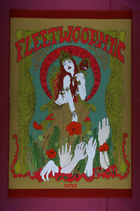 Fleetwood Mac Stevie Nicks 2013 Music Concert Picture Poster 24X36 New  FMAC