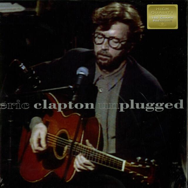 Eric Clapton - Mtv Unplugged (180 Gr 1LP Vinyl,Gatefold) 2011 Reprise Records