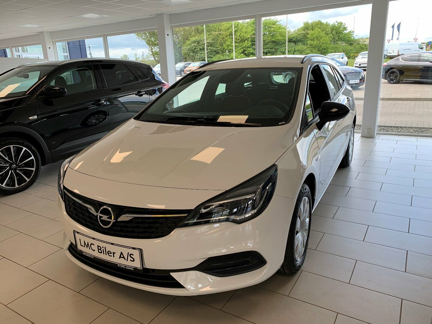 Opel Astra 1,2 T 110 Edition+ Sports Tourer