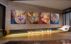 Jewish-art-fantasy-abstract-figurative-symbolism-expressionist-Elena-Kotliarker