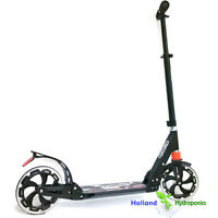 Urban Deluxe Kick Scooter Adjustable For Adults & Kids Push Scooter Commute