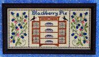 Blackberry Pie - The Needle's Notion - Chart