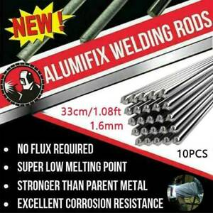 10Pcs-Set-1-6MM-Hot-Aluminum-Solder-Melt-Welding-Flux-Cored-Rods-Wire-Brazing