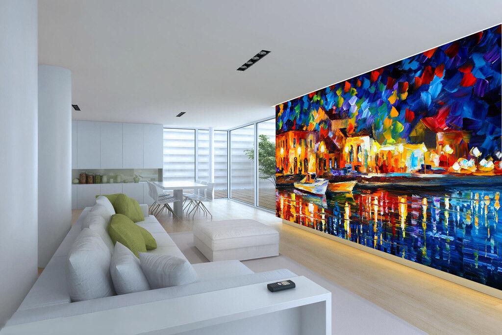 3D Personality Draw 84 Wall Paper Murals Wall Print Wall Wallpaper Mural AU Kyra