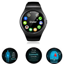 Bluetooth Wrist Smart Watch Phone Heart Rate Monitor UV Testing For Man And Boys