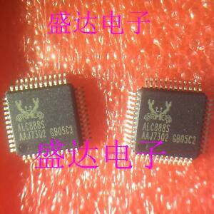 5 X Alc888s Alc888 Qfp48 7 1 2 Channel Hd Audio Codec Ebay