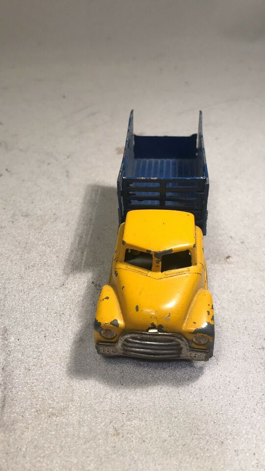 Modelbil, Vilmer Krearurvogn