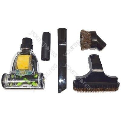 Vacuum Cleaner Mini Pet Hair Remover Turbo Brush Floor Tool and 4 Piece Tool Kit