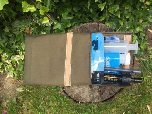 SAWYER Mini Filtre à Eau Système Carry Pouch
