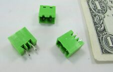 10 ITW Fastex 2-Position Male Pin Headers Connector Plug Sockets 257/2VE-CH.5,8