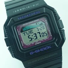 Brand New Casio G-Shock Digital Watch GLX-5500-1D black