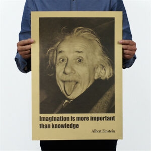 einstein-posters-wall-stickers-imagination-is-more-important-than-knowledge-FJ