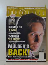 X-FILES 6 / 2002 - DAVID DUCHOVNY - GILLIAN ANDERSON (KH 107)