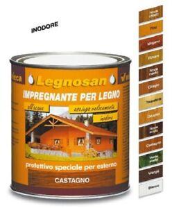 Impregnante-Legno-Acqua-Veleca-750-Ml-Tutti-I-Colori-Inodore-Asciuga-Velocemente