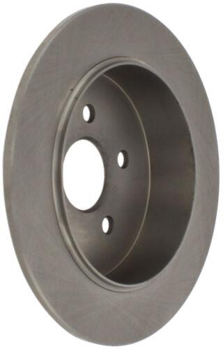Disc Brake Rotor-C-TEK Standard Rear Centric 121.63043