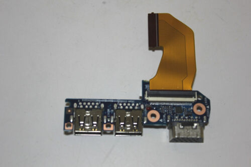 Genuine HP EliteBook 850 G1 USB Board w// Cable 6050A2559201