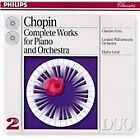Frederic Chopin - : Complete Works for Piano and Orchestra